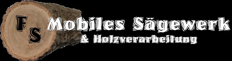 Logo - Mobiles Sägewerk